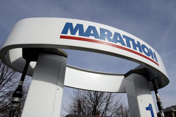 Rafinérska spoločnosť Marathon Petroleum.