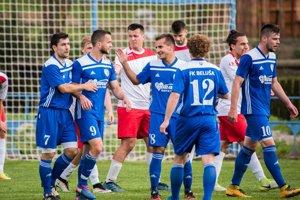 Belušania sa z gólu proti Topoľčanom tešili päťkrát.
