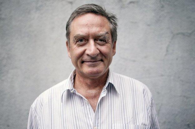 Pavel Malovič. FOTO - SME VLADIMÍR ŠIMÍČEK