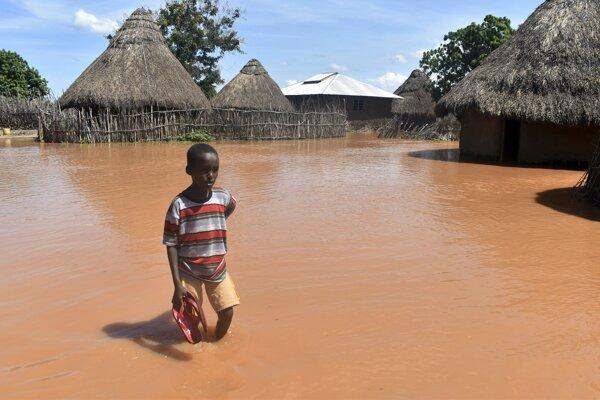 Pri záplavách v Sudáne prišlo o život najmenej 46 ľudí