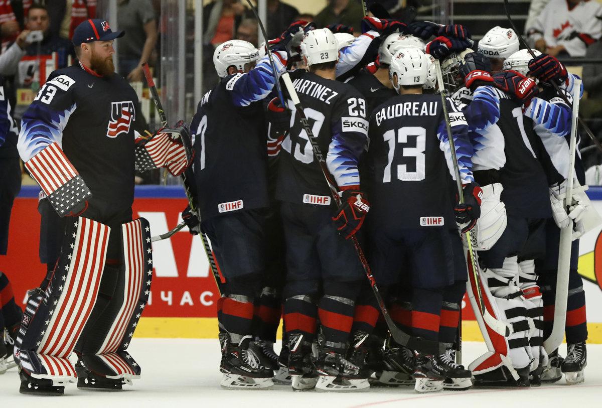 67d5826714d59 USA : Kanada - Online prenos - MS v hokeji 2018 - Šport SME