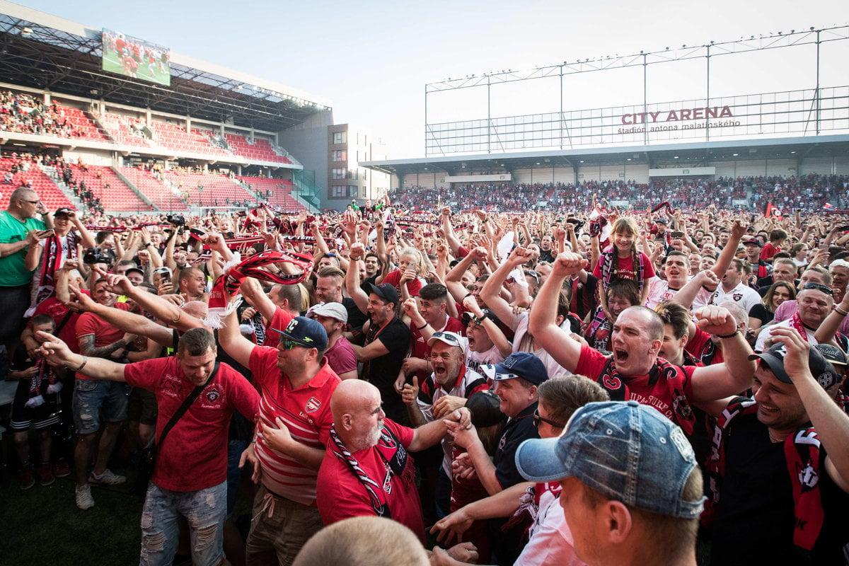 8be8a2ed5d Trnava   DAC - Fortuna liga - Online - Máj 2018 - Šport SME