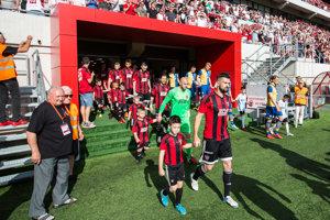 6bc9d55d31 Pozrite si najlepšie momentky zo zápasu Spartaku Trnava s Dunajskou  Stredou