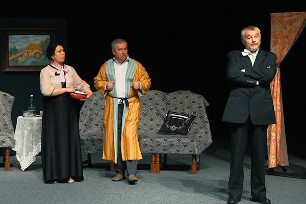 V nedeľu sa predstavia divákom divadelníci z Kysúc.