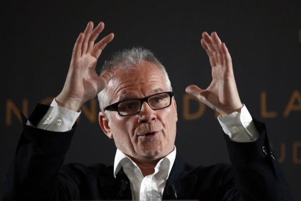 Thierry Frémaux je umeleckým šéfom festivalu od roku 2001.