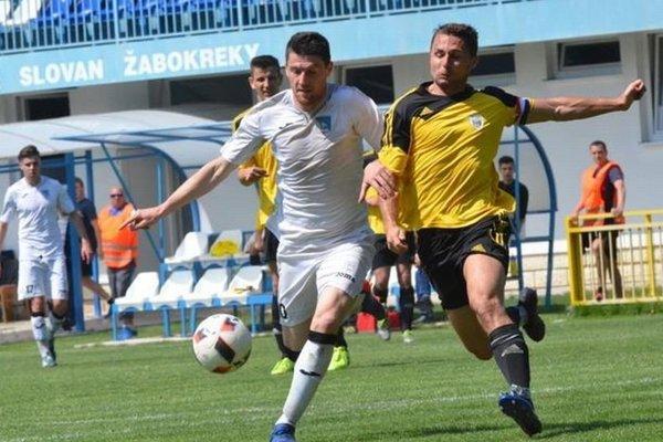 V zápase Fomat – Námestovo diváci gól nevideli.