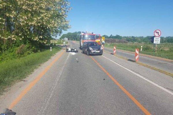 Tragická nehoda si vyžiadala život 34-ročného motorkára.