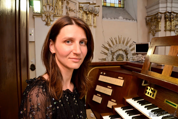 Mária Magyarová Plšeková vystúpi v evanjelickom kostole Svätého ducha 20. mája.