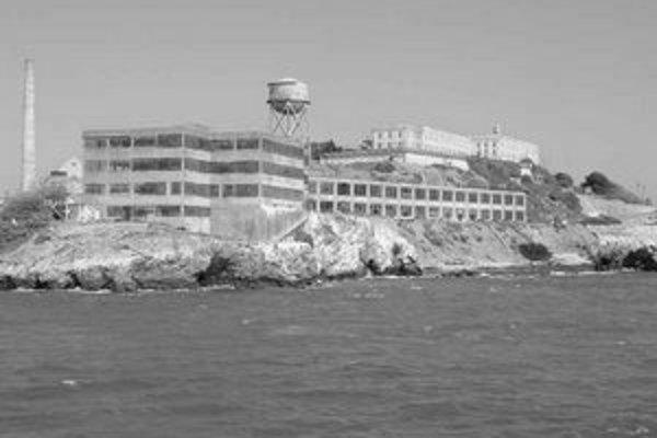 Väznica Alcatraz.