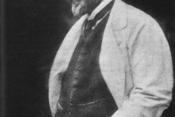 Otec sociológie Max Weber. ⋌FOTO – WIKIMEDIA.COM