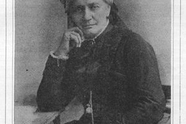 Clara Schumannová.