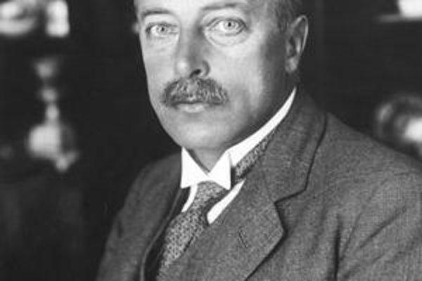 Nemecký fyzik Max von Laue.