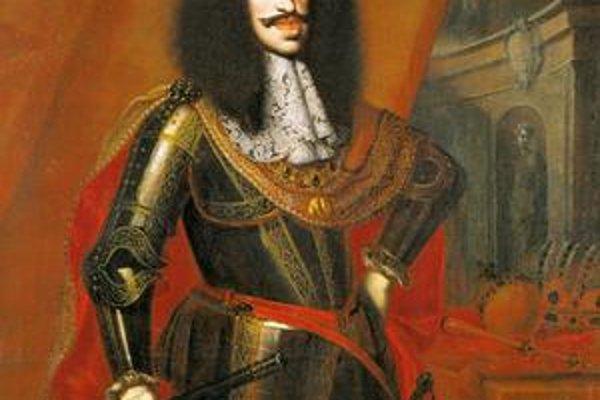 Leopold na obraze Benjamina von Blocka.