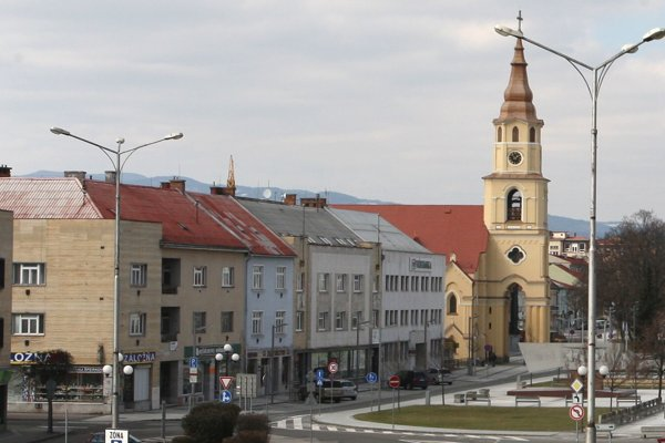 Západný dištrikt ECAV sídli vo Zvolene.