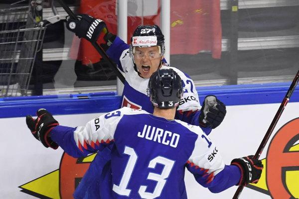Ladislav Nagy a Tomáš Jurčo.