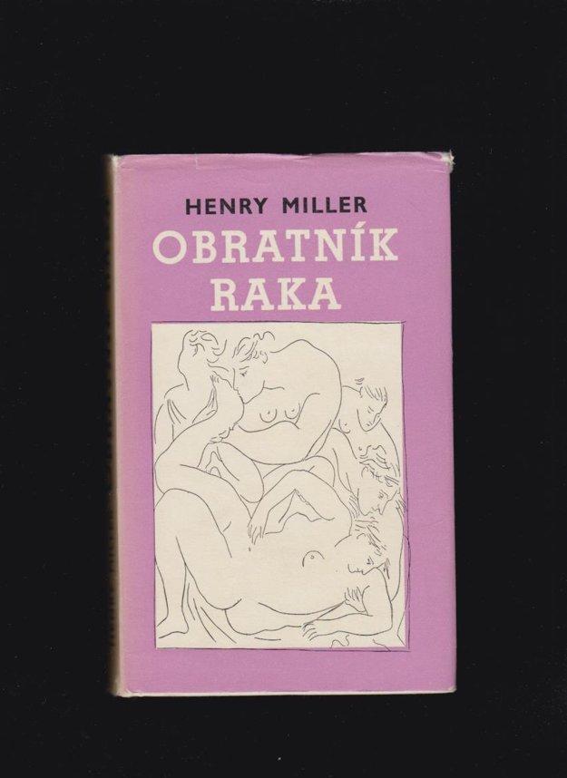 Publikácia Obratník raka (Henry Miller)