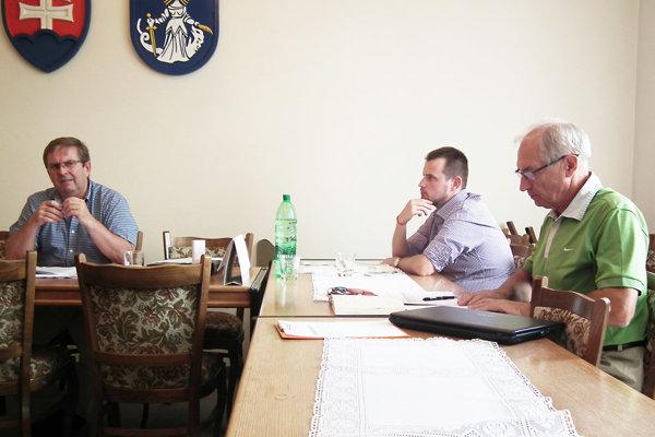 Finančná komisia bola pre verejnosť otvorená naposledy v roku 2015.