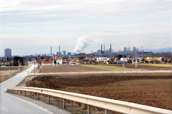 Dedina v blízkosti priemyselnej zóny chce späť od Košíc územia po skoro 40-tich rokoch.