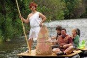 Na Horehronie budú lákať netradičné plavidlá.