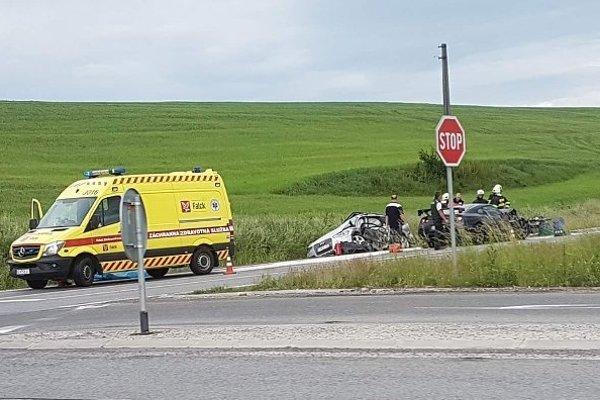 Tragická dopravná nehoda pri Vidinej