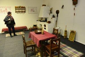Múzeum rusínskej kultúry v Prešove.