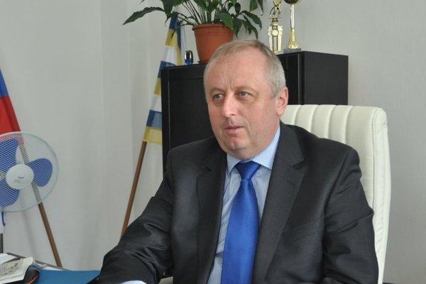 Teplický primátor Igor Hus.