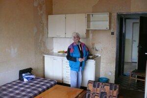 Ubytovňu na Šoltésovej ulici idú prebudovať na nájomné byty.