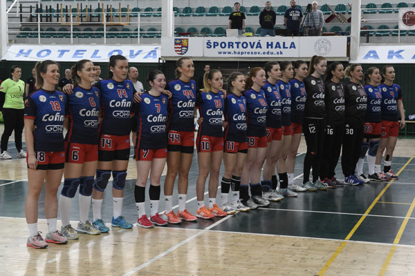 Prešovský tím získal bronzové medaily.