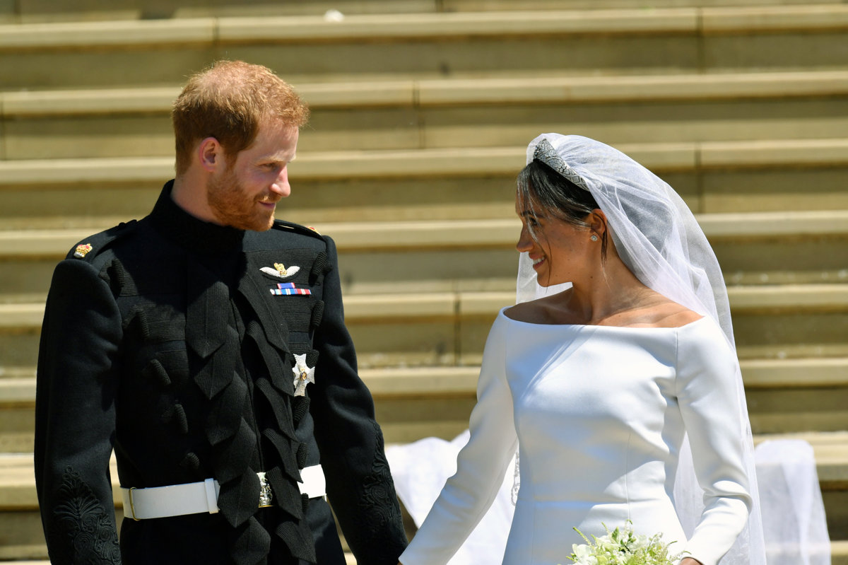 73a9fc06c797 Kráľovská svadba Harry a Meghan Markle - zhrnutie - Žena SME