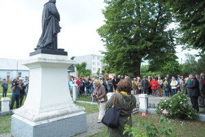 Na mieste kláštora aškoly je dnes park svätého Jána de la Salle.