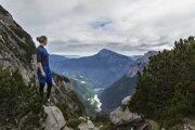 V Slovinsku objavíte krásnu Alpskú krajinu.