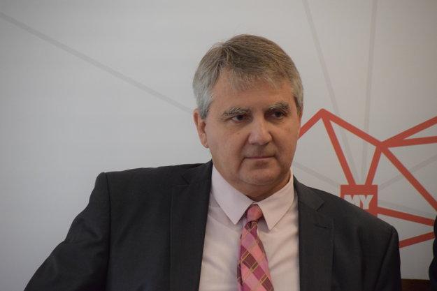 Peter Pobeha, generálny riaditeľ SAD Žilina
