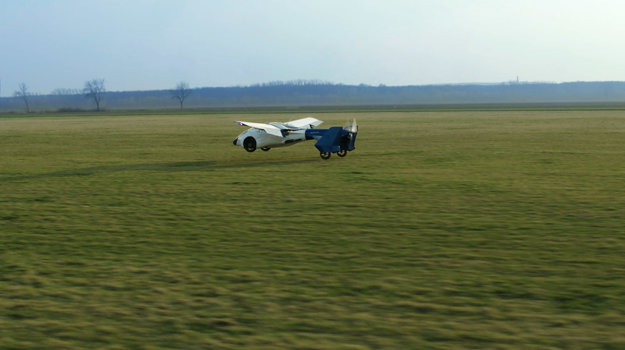 Slovenský aeromobil.