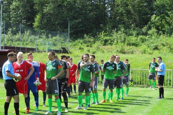 Šarišské derby sa hralo na neutrálnej pôde.