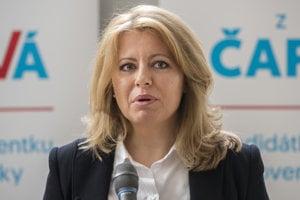Zuzana Čaputová povedala, že sama je veriaca, a to sa nevylučuje s liberálnymi hodnotami ako právami jednotlivca.