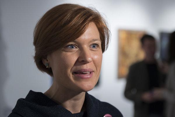 Zuzana Wienk.
