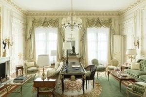 Hotel Ritz v Paríži. Apatrmán stojí 11 tisíc eur.