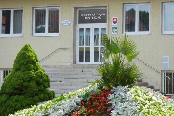 Mestský úrad v Bytči.