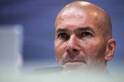 Zinedine Zidane oznámil koniec na lavičke Realu Madrid na tlačovej konferencii.