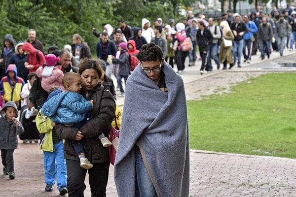 Utečenci z Pakistan podpálili matrace v gréckej ubytovni