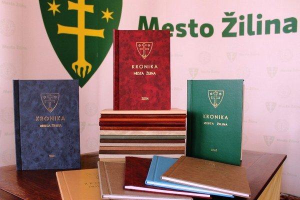 Kronika mesta Žilina.