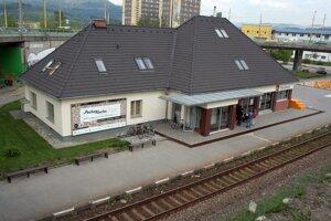 Stanica Žilina - Záriečie.