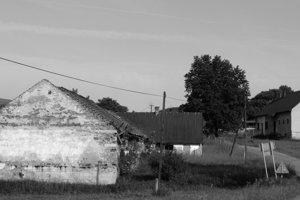 Obec Ondavka dnes.