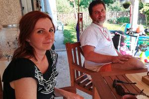Peter a Ivana.