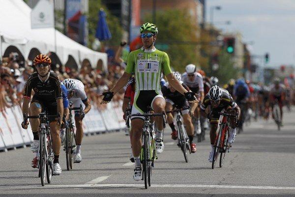 Peter Sagan má pred svetovým šampionátom vynikajúcu formu.