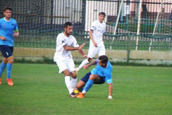 Zo stretnutia FKM NOvé Zámky - FC Nitra jun. 2:0.