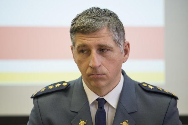 Riaditeľ operatívcov Hasičského a záchranného zboru SR Marián Dritomský.