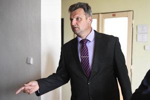 Prokurátor Vasiľ Špirko.