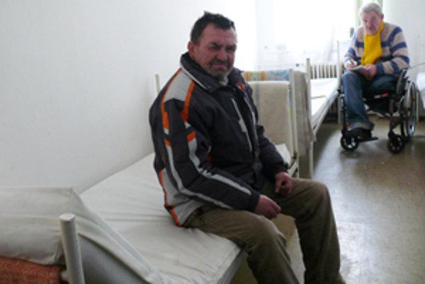 Klienti Nízkoprahového denného centra v Žiline