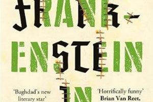 Ahmed Saadawi: Frankenstein in Baghdad (anglický preklad Jonathan Wright, Oneworld Publications 2018)